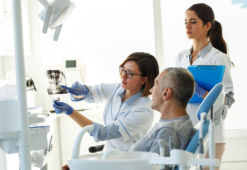 oral radiology in scarborough